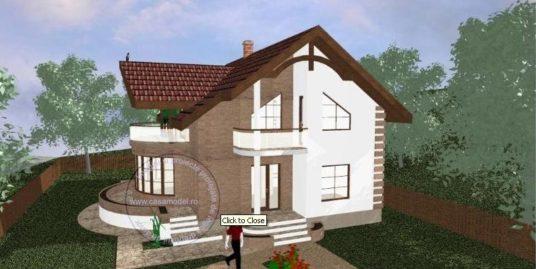 Proiect casa 190 mp