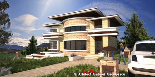 Proiect casa 242 mp