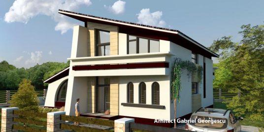 Proiect casa 241 mp