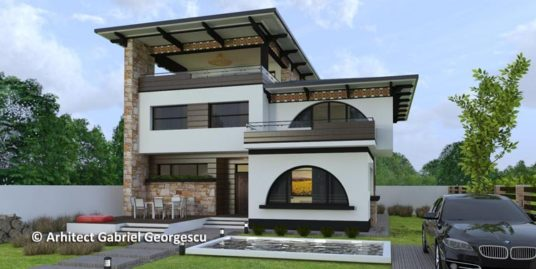 Proiect casa 314 mp