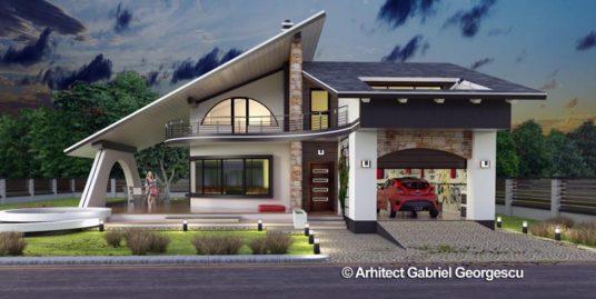 Proiect casa 295 mp