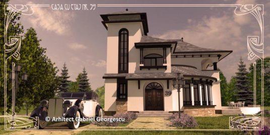 Proiect casa 300 mp