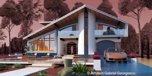 Proiect casa 280 mp