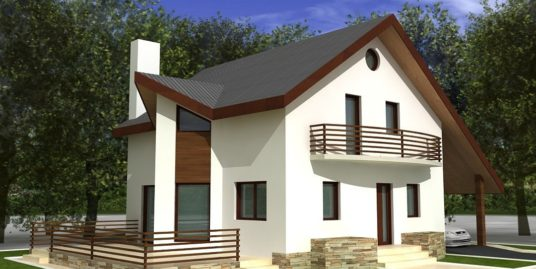 Proiect casa 154 mp