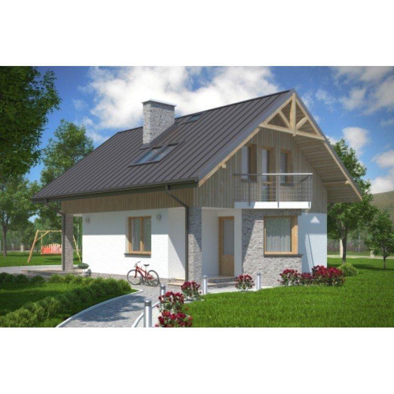 Proiect casa 160 mp compania de constructii casa for Case de lemn pret 10000 euro