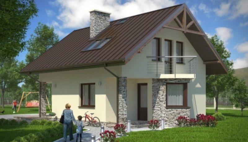 Proiect casa 160 mp compania de constructii casa for Proiecte case cu mansarda 2017