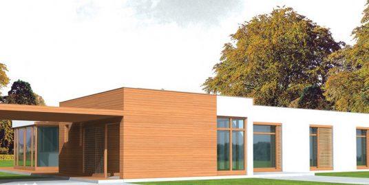 Proiect casa 460 mp