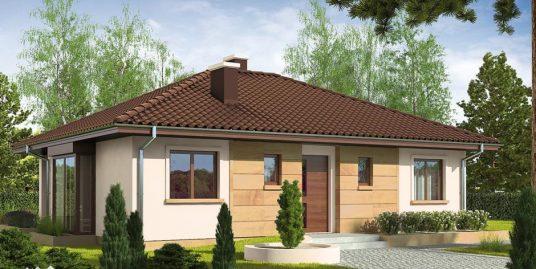 Proiect casa 107 mp