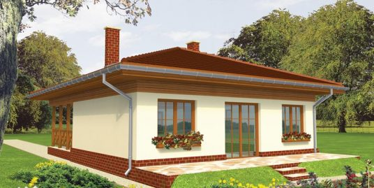 Proiect casa 99.43 mp