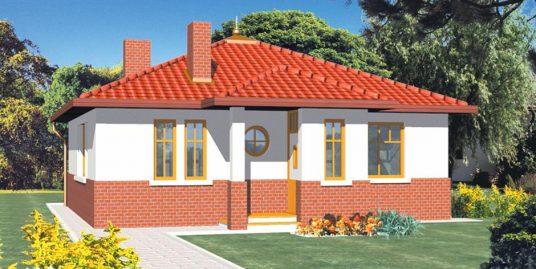 Proiect casa 100 mp