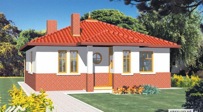 Proiect casa 100 mp compania de constructii casa for Case de 100 mp