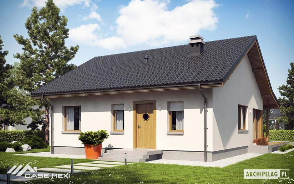 Proiect casa 105 mp