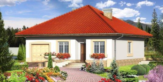 Proiect casa 129 mp