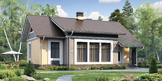 Proiect casa 118 mp