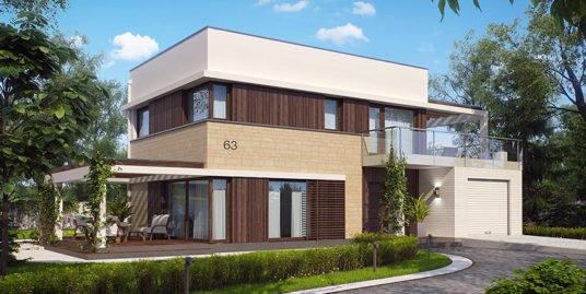 Proiect casa 166 mp