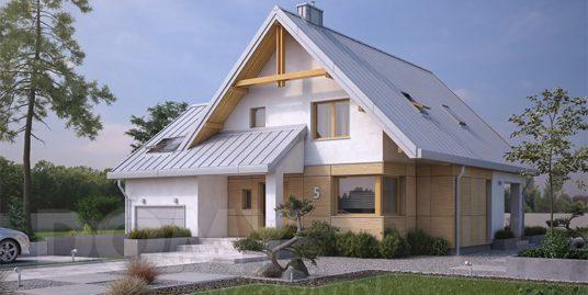 Proiect casa 276 mp