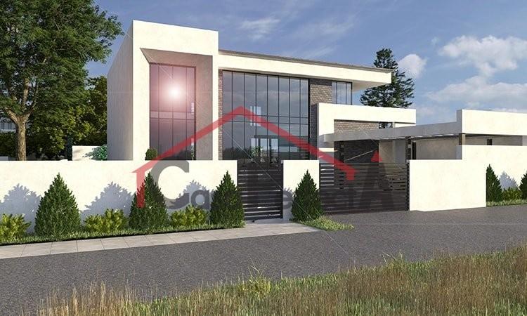 Proiect casa 325 mp