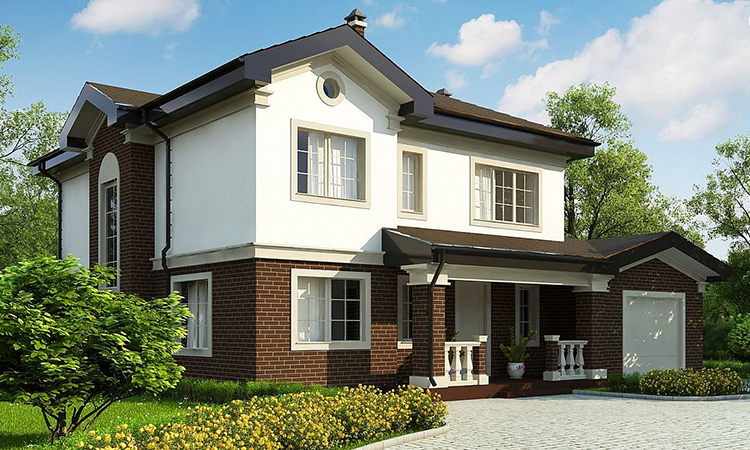 Proiect casa 246 mp